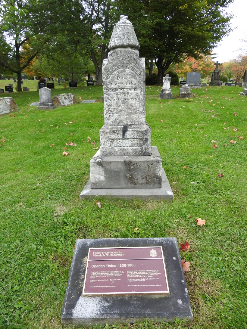 Forest Hill cemetary Fredericton NB