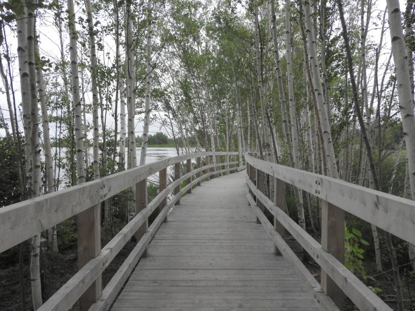 Sackville waterfowl park Sackville N.B