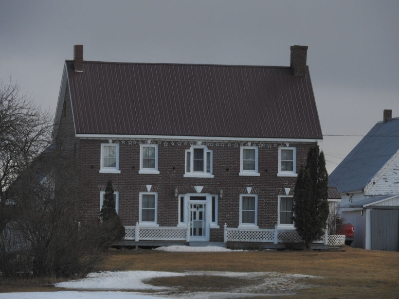 Chapman House NHS Fort Lawrence NS