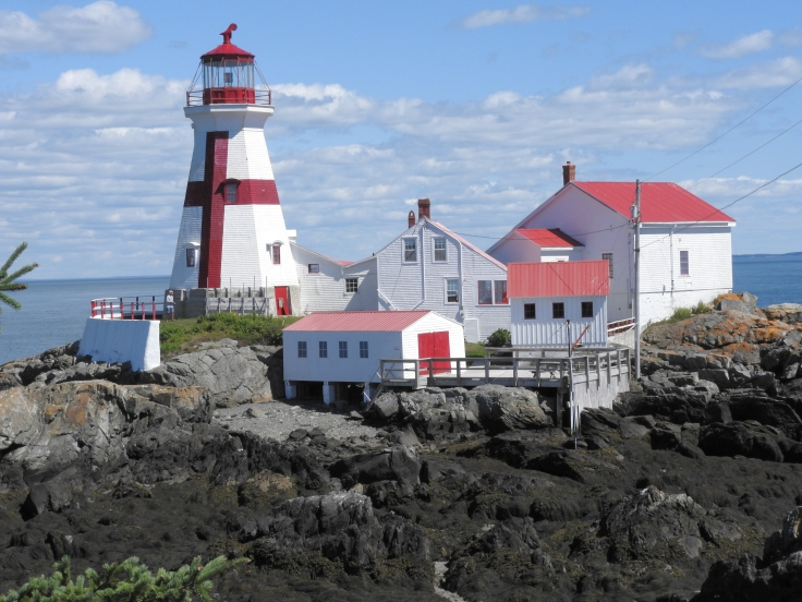 Head Harbour Lighthouse Campobello Island