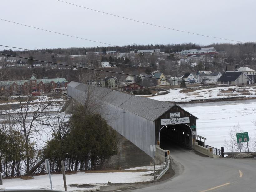 Hartland worlds Longestcovered Bridge
