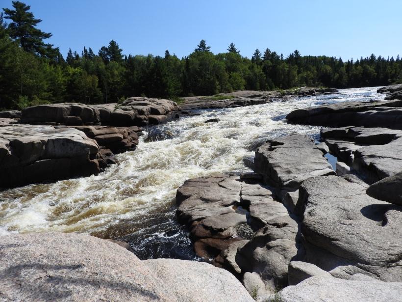 Pabineau Falls, Bathurst N.B