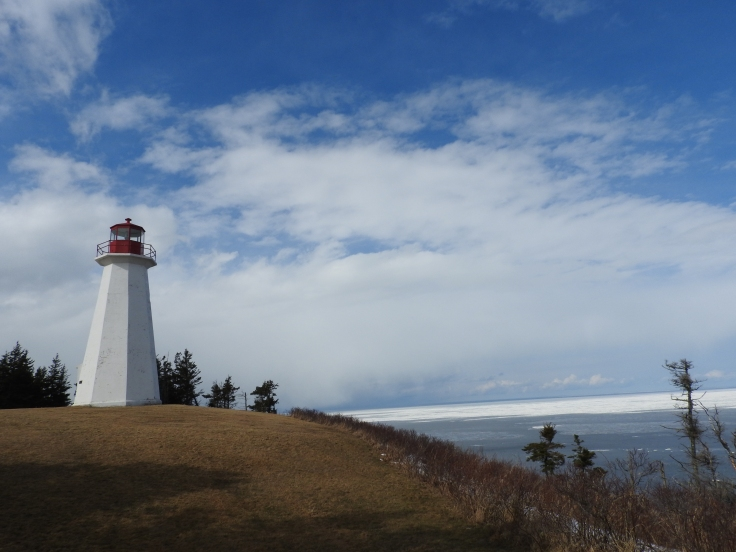 Cape George Lighthouse Antigonish County Nova Scotia