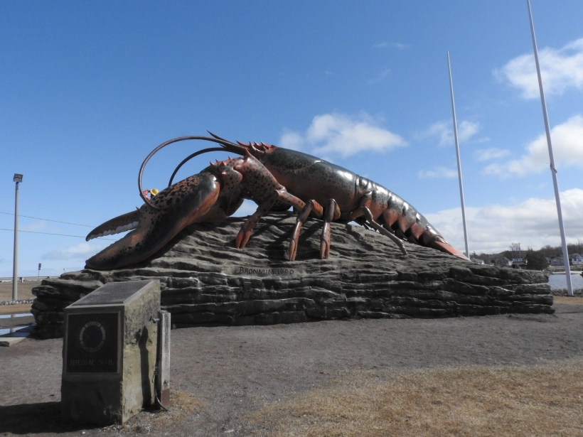 Worlds Largest Lobster