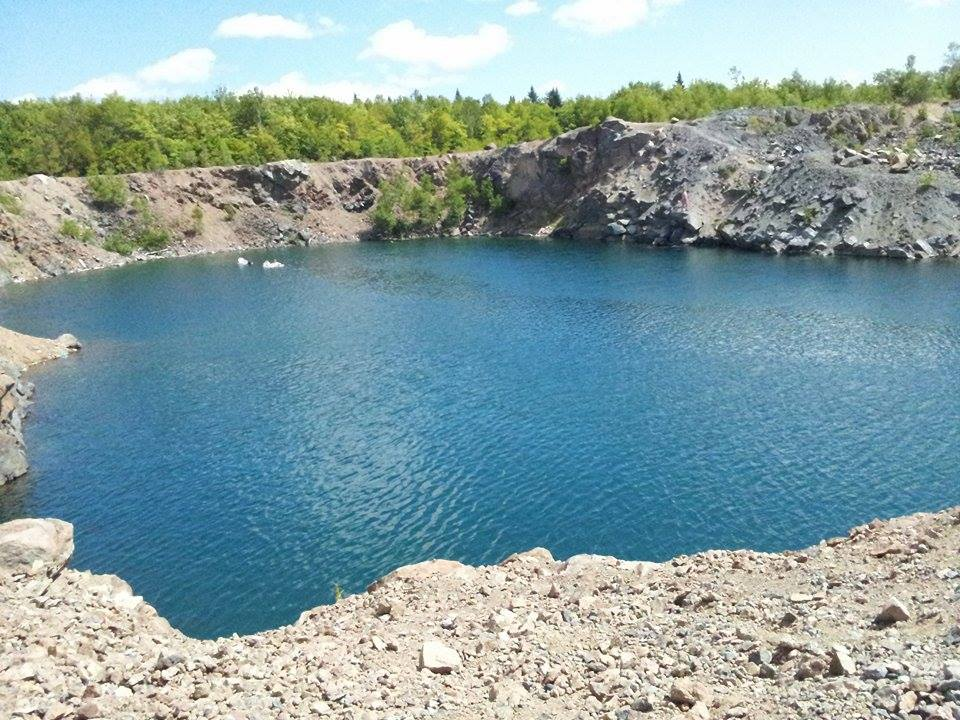 Cambridge narrow quarry
