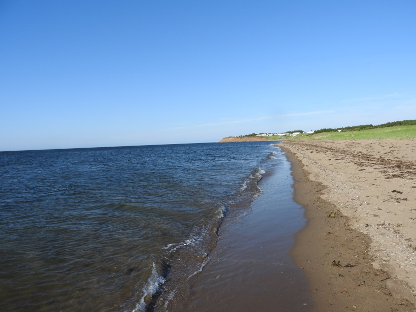Murrays Beach Provincal Parl MB