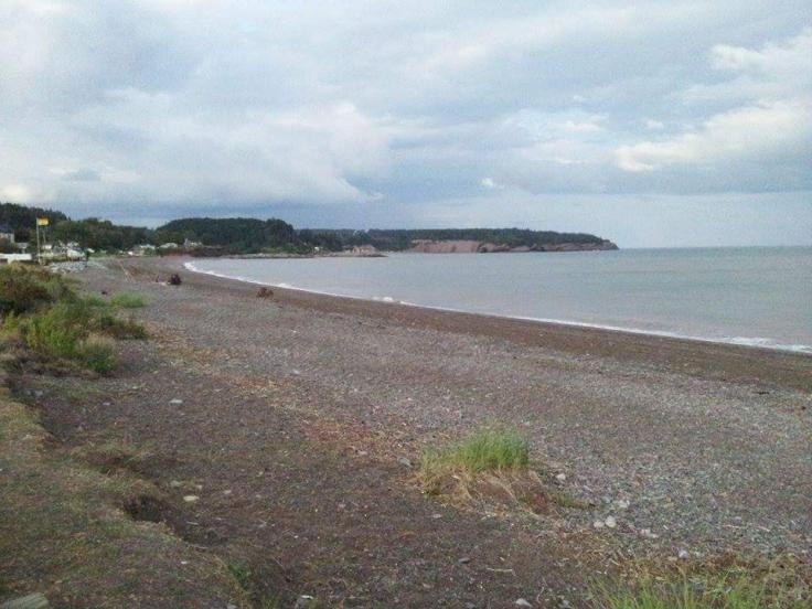 St Martin's beach