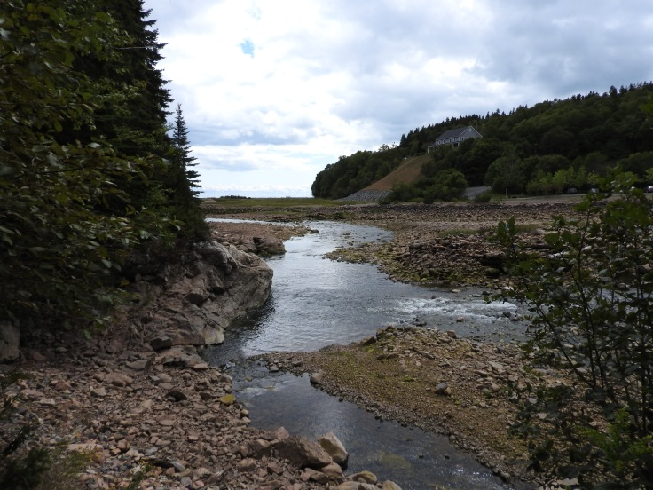 Fundy Trail to Fraser Point