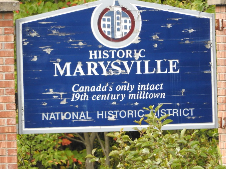 Marysville New Brunswick