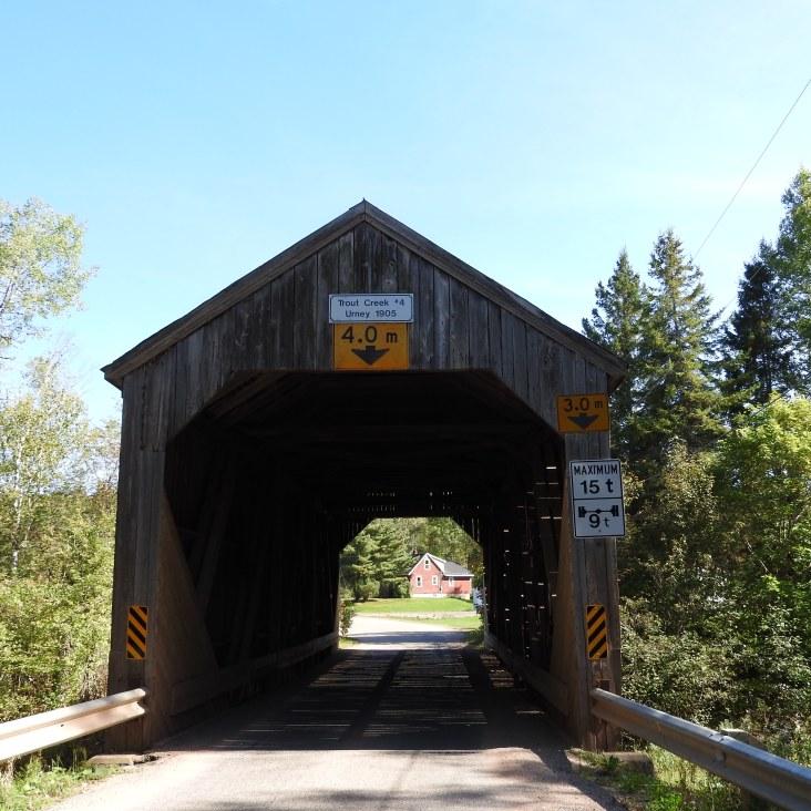 Urmey Covered Bridge Trout Creek #4