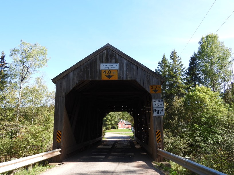 Urmey Covered Bridge Trout Creek #4
