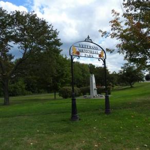 Vetrans Memorial Park Marysville