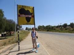 Equator IN Kenya
