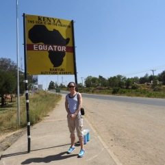 Equator IN Kenya