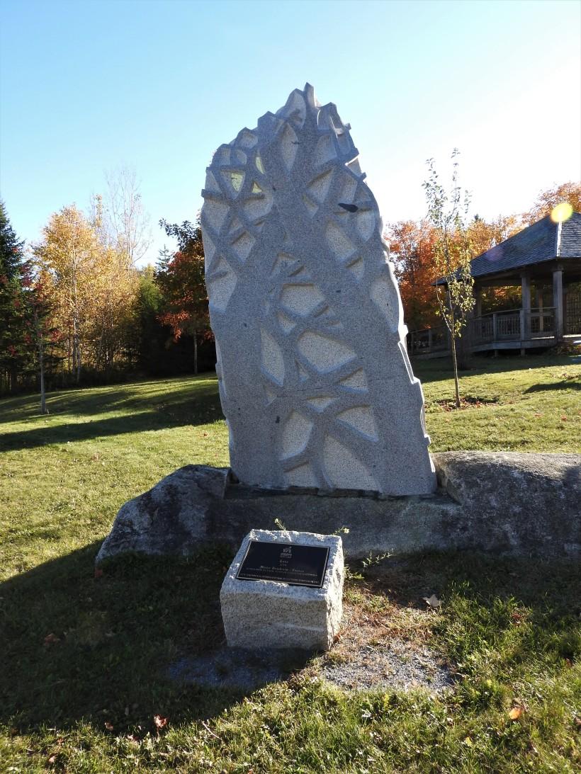 New Brunswick Sculpture Symposium
