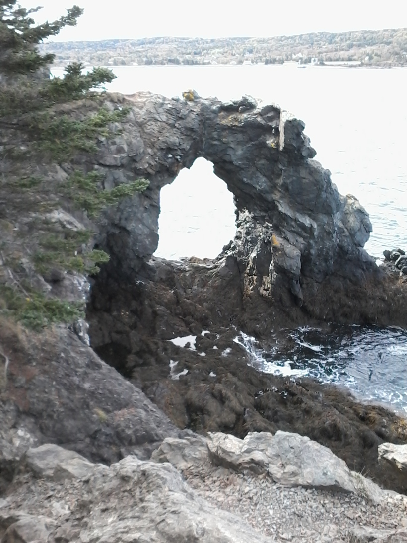 Hole in Wall Grand Manan