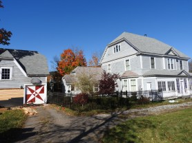 Dr Warneford house 4 Kennebecasis River Road