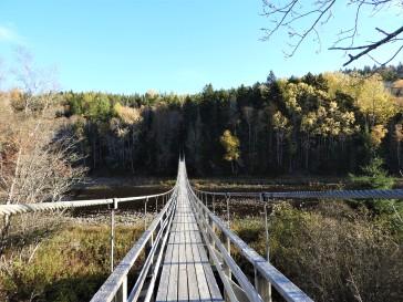 Yeoman Footbridge Titusvile #3 suspension Bridge
