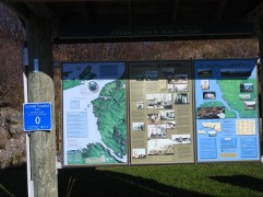 Intrepritve Map of the Ceilgh Coast Trail