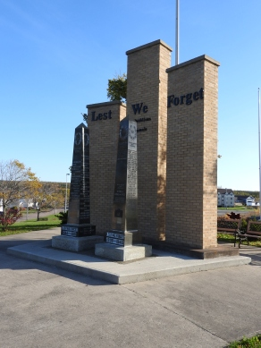 Port Hawkesbury Cenotaph Reeves Street Port Hawkesbury