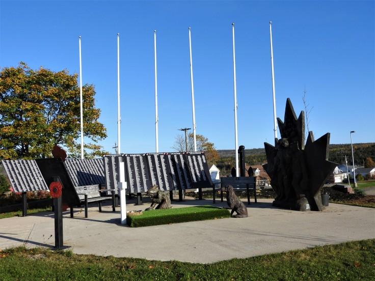 Port Hawkesbury Vetrans Memorial Park