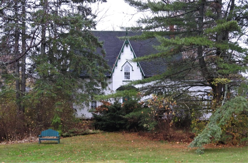 George Brown House 325 MacDonald Street Oromocto3