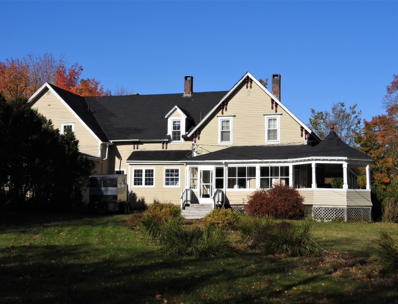 John Humphrey Home