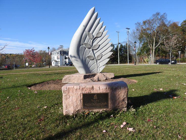 PEACE WING jAMES BOYD, HAMPTON
