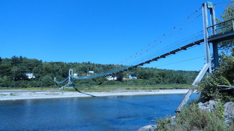 Priceville Suspension Bridge