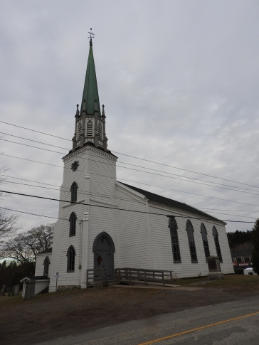 Trinity Anglican Church Kingston, New Brunswick