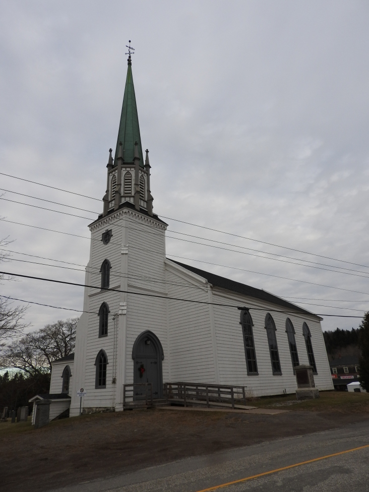 Trinity Anglican Church Kingston, New Brunswick