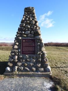 Fort Edward National Historic Plaque