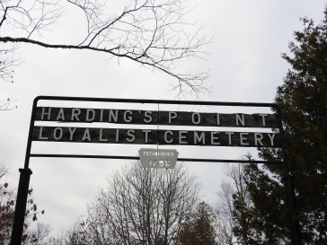 Harding Point Loyalist Cemetery