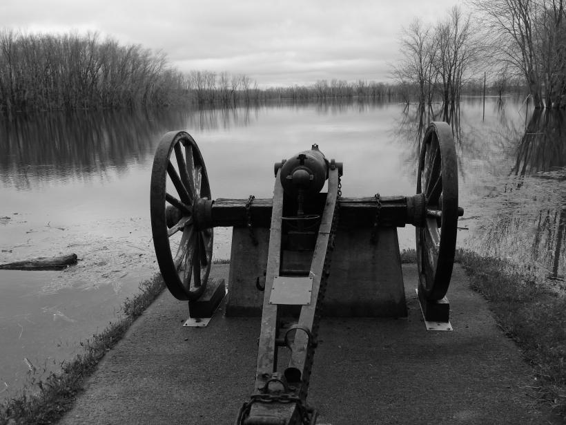 River Invading