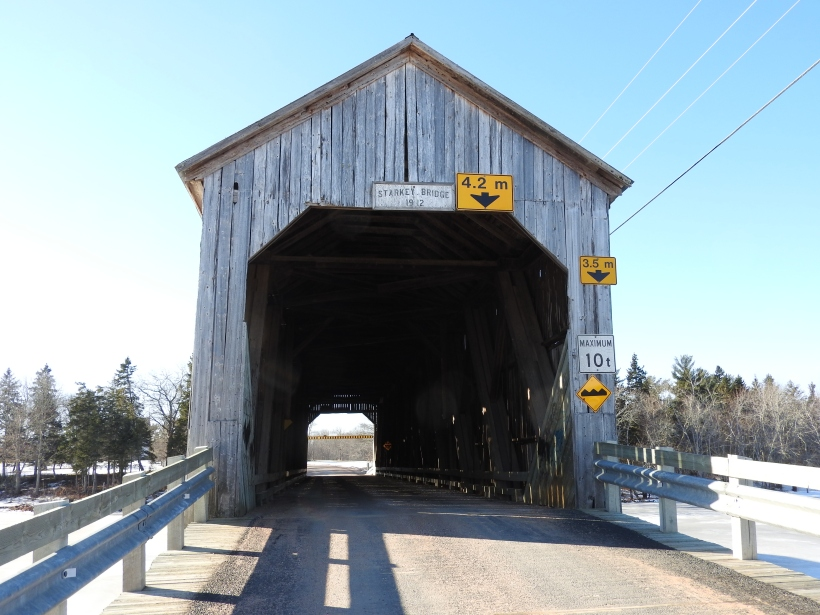 Starkey Bridge 1912
