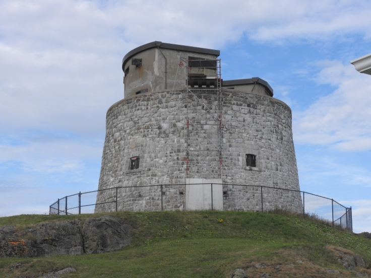 Carleton Montello Tower National Historic site