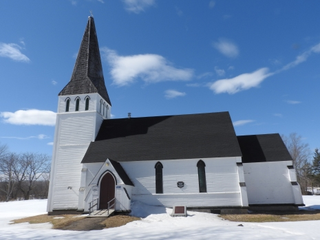 Christ Church Anglican Maugersville