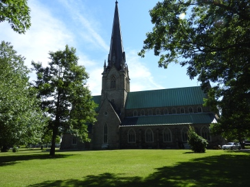 Christ Church Cathedral Fredericton