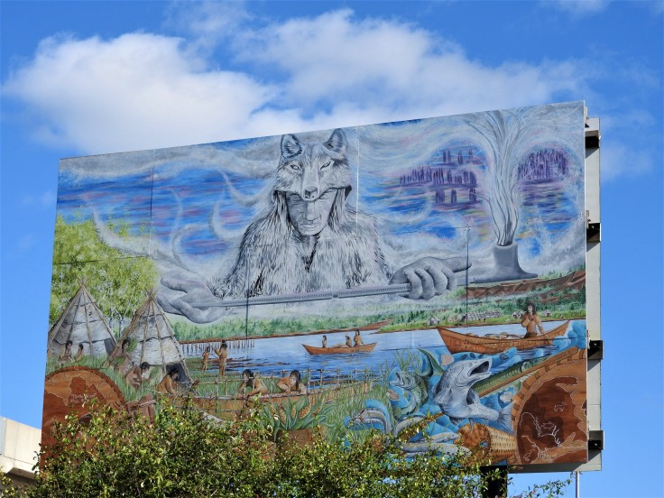 Two New Murals at Fort LaTour