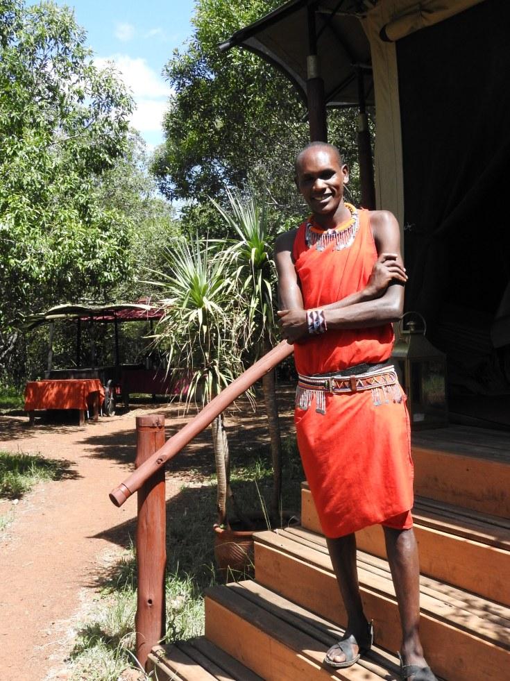Masai  Little Mara Bush camp