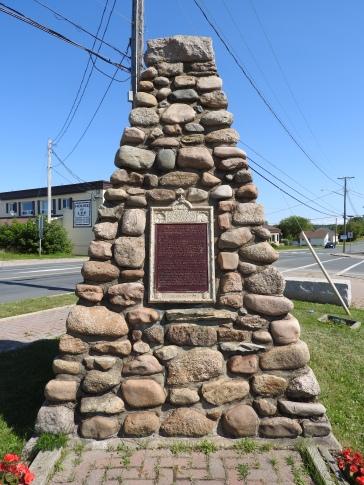Nicholas Deny, National Historic Site Monument. Bathurst Nb