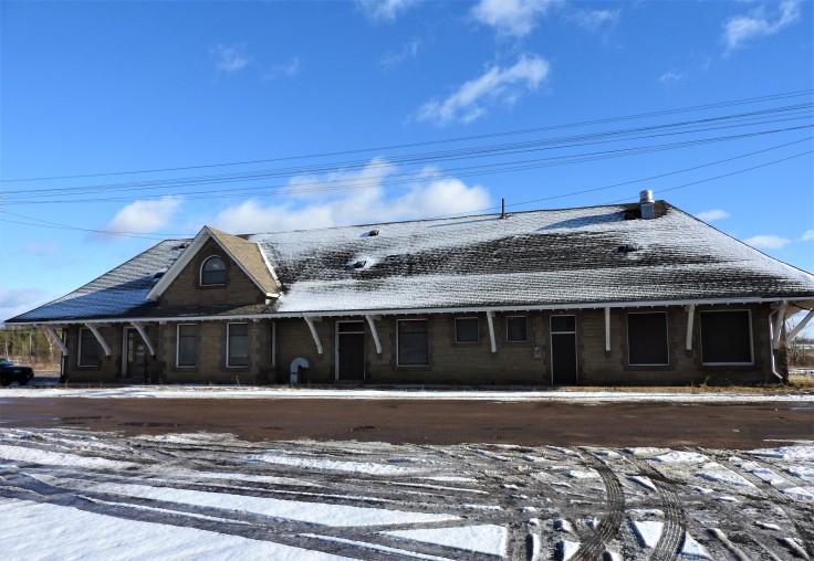 sackville railway station