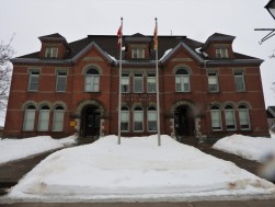 Carleton County Court House