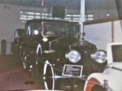 Rudolph Valentino's Rolls Royce