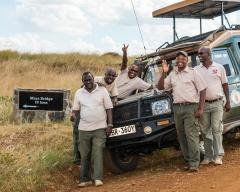 Kelly on Safari in Kenya - Small-9