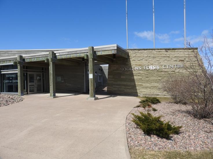Joggins Fossil Center, UNESCO World Heritage Site