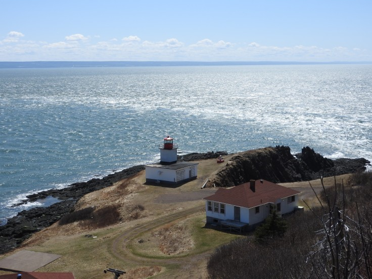 Cape D'or Lighthouse ,Advocate, Nova Scotia