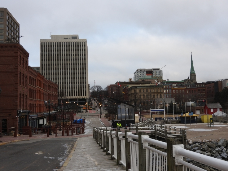 Saint John from light house pier