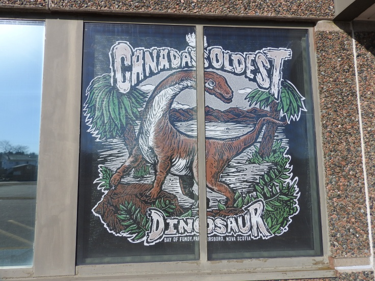Fundy Geological Museum ; Canada's oldest Dinosaur