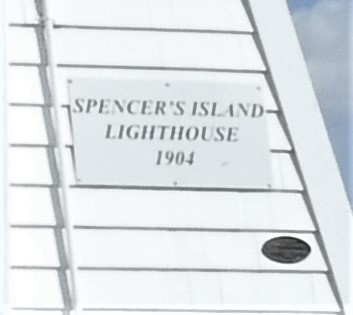 Lighthouse spencer Island